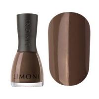 Limoni Spices Cinnamon - Лак для ногтей глянцевый тон 586, коричневый, 7 мл