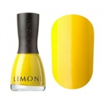 Фото Limoni Spices Turmeric - Лак для ногтей глянцевый тон 587, желтый, 7 мл