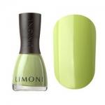 Фото Limoni Sweet Candy - Лак для ногтей глянцевый тон 775, салатовый, 7 мл