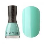 Фото Limoni Sweet Candy - Лак для ногтей глянцевый тон 776, бирюзовый, 7 мл