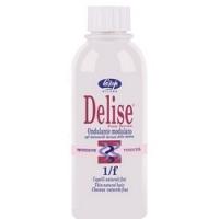 Lisap Milano Delise 1F Wave Lotion - Лосьон для химической завивки для натуральных тонких волос, 250 мл<br>