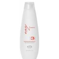 Lisap Milano Easy Build to 3 Moisturizing Micro-Emulsion - Увлажняющее крем-молочко для восстановления волос, 200 мл  - Купить