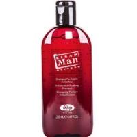 Lisap Milano Lisap Man Anti-Dandruff Purifying Shampoo - Шампунь для волос против перхоти для мужчин, 250 мл<br>