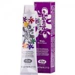 Фото Lisap Milano LK Splasher - Стойкая крем-краска для волос без аммиака, фиолетовый, 60 мл