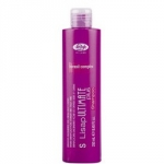 Фото Lisap Milano Ultimate Plus aming Shampoo for Straight and Curly Hair S - Шампунь с разглаживающим действием, 250 мл