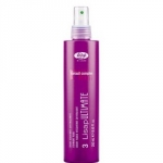 Фото Lisap Milano Ultimate Straight Fluid 3 - Разглаживающий, термо-защищающий флюид для волос, 250 мл