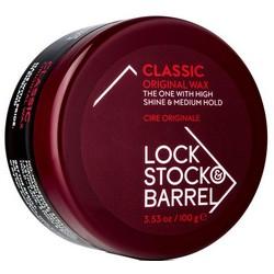 Фото Lock Stock and Barrel Original Classic Wax - Воск оригинальный для волос классический, 100 г