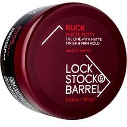 Фото Lock Stock and Barrel Ruck Matte Putty - Мастика для волос матовая, 100 г