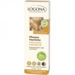 Logona Color Creme 200 Copper Blonde - Крем-краска для волос, тон Медный Блондин, 150 мл