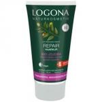 Logona Jojoba Repair Hair Treatment - Крем восстанавливающий для волос с маслом жожоба, 150 мл