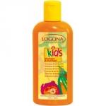 Фото Logona Kids Shampoo Shower Gel - Шампунь детский и гель для душа, 200 мл
