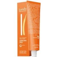 Купить Londa Professional Ammonia Free - Краска для волос 6-71 темный блонд коричнево-пепельный, 60 мл