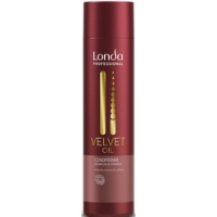 Londa Velvet Oil - Шампунь с аргановым маслом, 250 мл