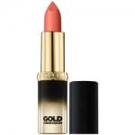 Фото L'Oreal Color Riche Gold Obsession - Губная помада, тон Розовое золото, 4,5 мл