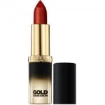 Фото L'Oreal Color Riche Gold Obsession - Губная помада, тон Рубиновое золото, 4,5 мл