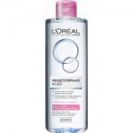 Фото L'Oreal Dermo-Expertise - Мицеллярная вода для сухой и чувствительной кожи, 400 мл