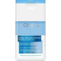 Купить L'Oreal Dermo-Expertise - Средство для снятия макияжа с глаз и губ, 125 мл