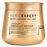 L'Oreal Professionnel Absolut Repair Lipidium Mask - Маска для сильно поврежденных волос, 250 мл