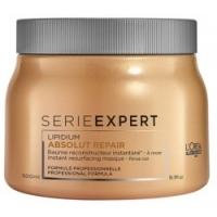 L'Oreal Professionnel Absolut Repair Lipidium Mask - Маска для сильно поврежденных волос, 500 мл