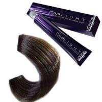 L'Oreal Professionnel Dialight - Краска для волос 7.8, Блондин мокка, 50 мл