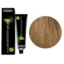 L'Oreal Professionnel INOA ODS2 - Краска для волос 8.21, Светлый блондин перламутрово-пепельный, 60 мл.