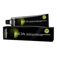 L'Oreal Professionnel Inoa Resist - Краска для волос 5.5 Светлый шатен пепельно-махагоновый, 60 мл