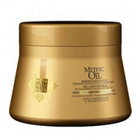 Купить L'Oreal Professionnel Mythic Oil - Легкая маска на основе масел для нормальных и тонких волос, 200 мл.