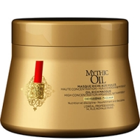 LOreal Professionnel Mythic Oil - Питательная маска на основе масел для плотных волос, 200 мл.<br>