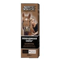 Лошадиная сила - Шампунь для окрашенных волос с коллагеном ланолином, 500 мл