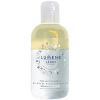 Lumene Lahde Pure Arctic Miracle Bi-Phase Micellar Water - Двухфазная мицеллярная вода, 250 мл