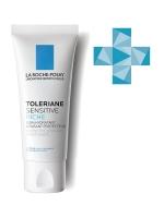 Купить La Roche Posay Toleriane Sensitive Riche - Крем насыщенный для чувствительной кожи лица, 40 мл