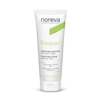 Noreva Exfoliac - Скраб очищающий для проблемной кожи, 50 мл