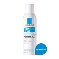 La Roche Posay Deodorant - Дезодорант-спрей физиологический 48 часов, 150 мл