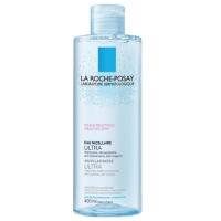 La Roche-Posay Ultra Reactive - Мицеллярная вода для гиперчувствительной кожи, склонной к покраснениям, 400 мл