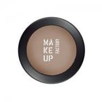 Фото Make Up Factory Mat Eye Shadow - Тени матовые одинарные для глаз, тон 08, коричневая кожа, 3 г.