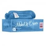 Фото MakeUp Eraser - Салфетка для снятия макияжа, голубая