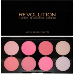 Фото Makeup Revolution Blush And Contour Palette All about Pink - Палетка румян