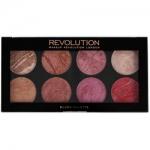 Фото Makeup Revolution Blush Palette Queen - Палетка румян и хайлайтеров
