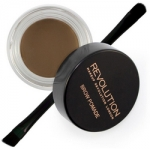 Фото Makeup Revolution Brow Pomade Medium Brown - Помадка для бровей