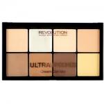 Фото Makeup Revolution HD Pro Cream Contour Fair - Палетка для контурирования