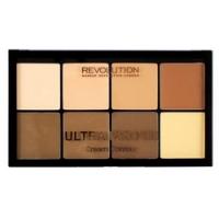 Makeup Revolution HD Pro Cream Contour Light Medium - Палетка для контурирования