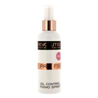 Купить Makeup Revolution Pro Fix Oil Control Makeup Fixing Spray - Спрей для фиксации макияжа, 100 мл