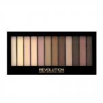 Фото Makeup Revolution Redemption Palette Essential Mattes 2 - Тени для век в палетке, 12 тонов, 13 г