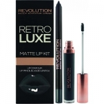 Фото Makeup Revolution Retro Luxe Kits Matte Magnificent - Набор для макияжа губ