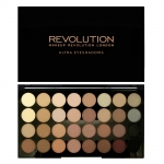Фото Makeup Revolution Ultra 32 Shade Eyeshadow Palette Beyond Flawless - Палетка теней 32 оттенка, 20 г