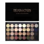 Фото Makeup Revolution Ultra 32 Shade Eyeshadow Palette Flawless - Палетка теней 32 оттенка, 20 г