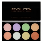 Фото Makeup Revolution Ultra Base Corrector Palette - Палетка корректоров
