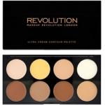 Фото Makeup Revolution Ultra Cream Contour - Палетка для контурирования