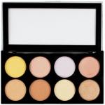 Фото Makeup Revolution Ultra Strobe And Light - Палетка хайлайтеров для стробинга