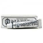 Фото Marvis Whitening Mint - Зубная паста Мята, 25 мл